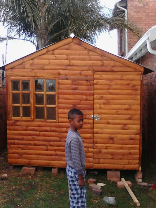 Wendy houses and Log Cabins for sale - Pretoria - Wendy Houses