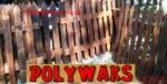 Polywaks: for Wendy, Picket Fence, and Poles outdoor wood timber sealant