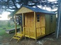 Trendy Wendy Wooden House